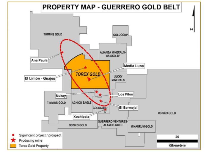 Guerrero-Belt
